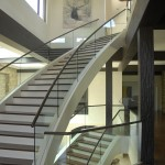 Interior railings, Aspen CO