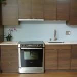 Kitchen backsplash, Aspen CO
