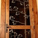 Aspen tree side door, Telluride CO