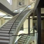 S. Residence, Interior Railing