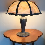 Anne's Lamp Restored